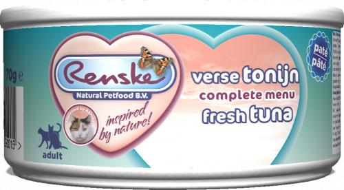 Renske Cat fresh meat – świeży tuńczyk  70 g